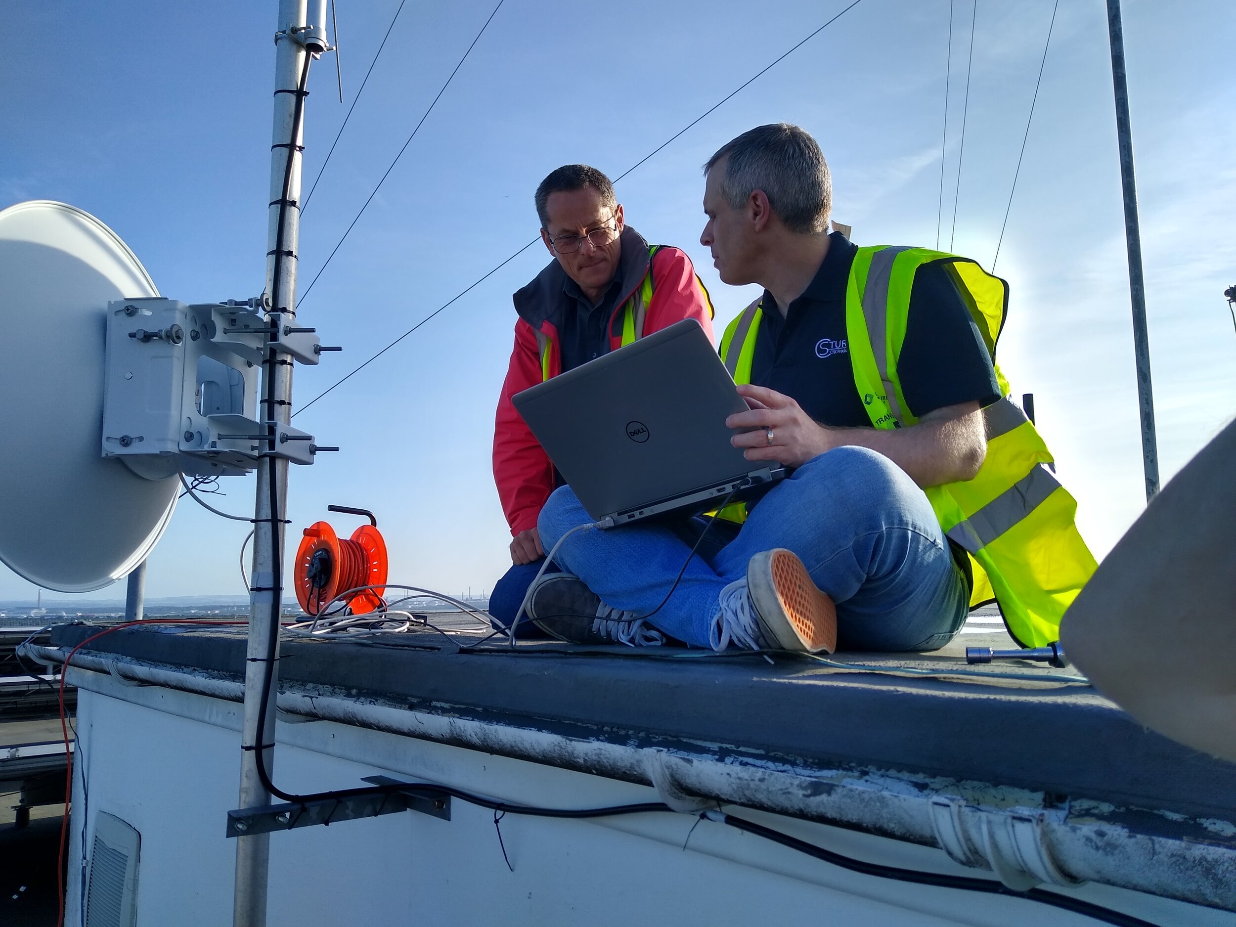 South Hampshire Repeater Group Launches 70cm 'Internet Free' Linking
