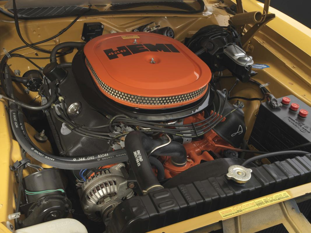 71 Butterscotch Super Bee engine.jpg
