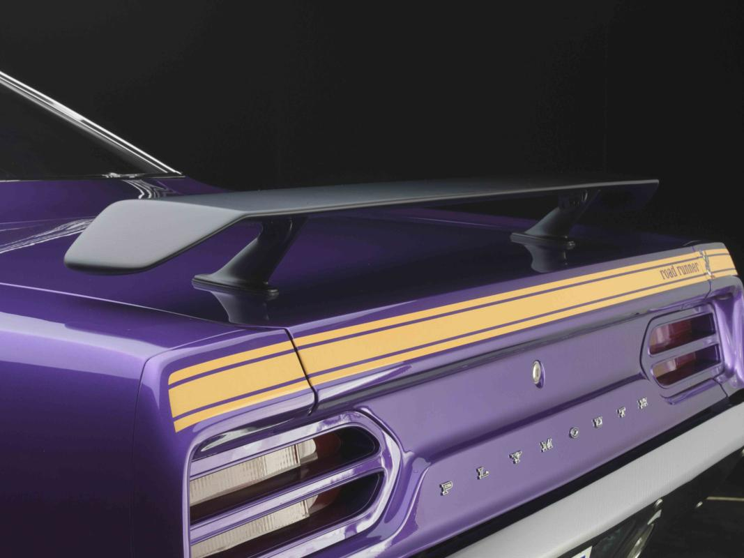 70 Road Runner 440 Six Pack 1970 rear detail.jpg