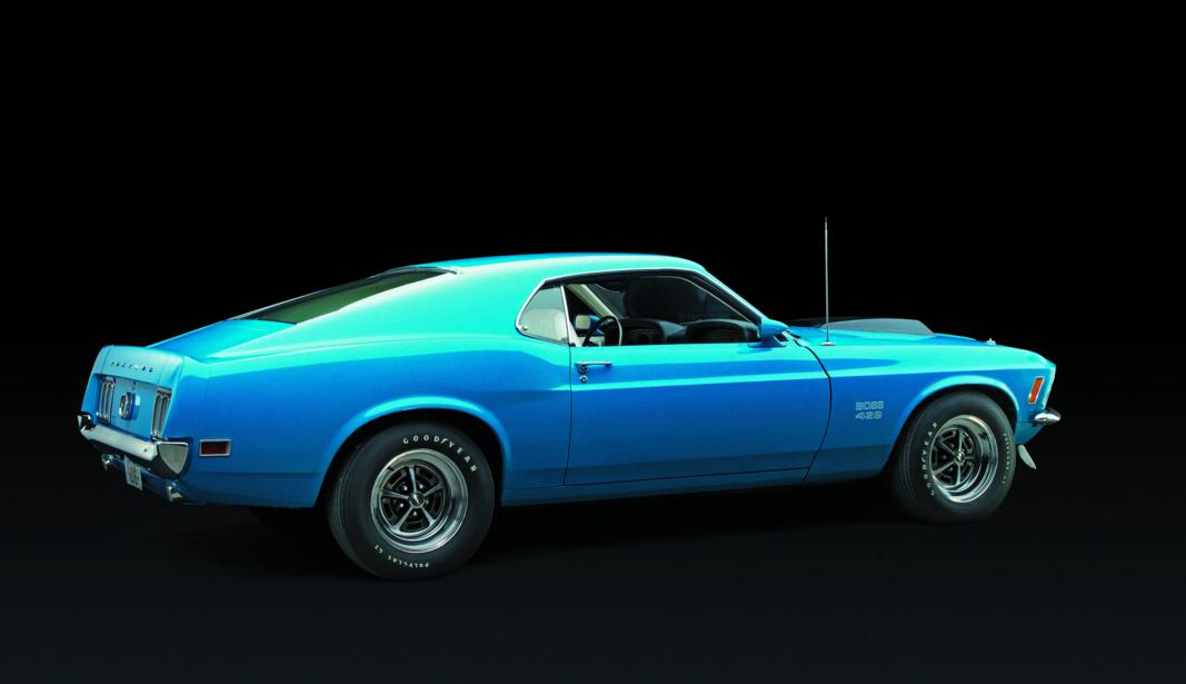 Ford Mustang Boss 429 1970 rear 3-4.jpg