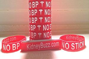 "PURCHASE YOUR $5.00 ""NO BLOOD PRESSURE (BP)/NO NEEDLE STICK (STICK)"" MEDICAL ALERT BRACELET. CLICK HERE."