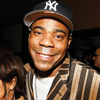 """Tracey Morgan - Comedian and Actor who starred in the hit show """"30 Rock."""""""