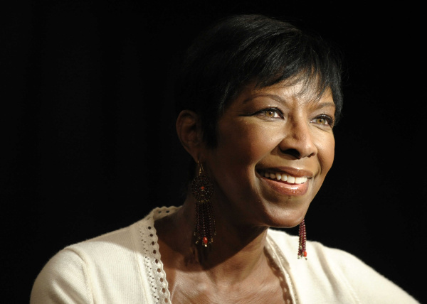 Natalie Cole - Daughter of Nat King Cole, she is a true star in her own right. A singer, songwriter, and performer who has received a Grammy Award.