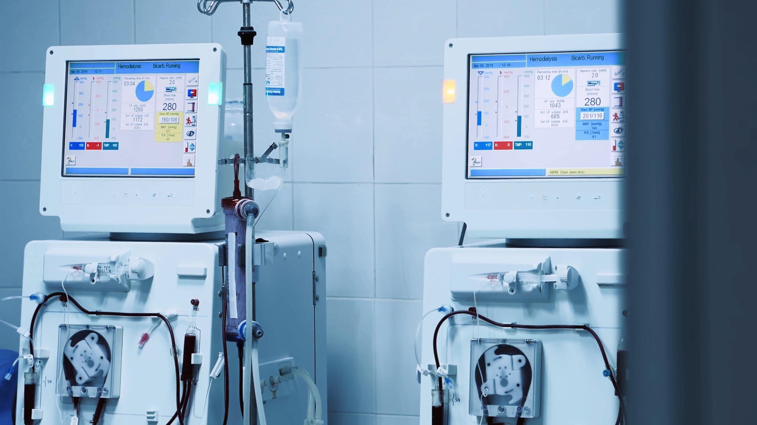 Dialysis Treatment -