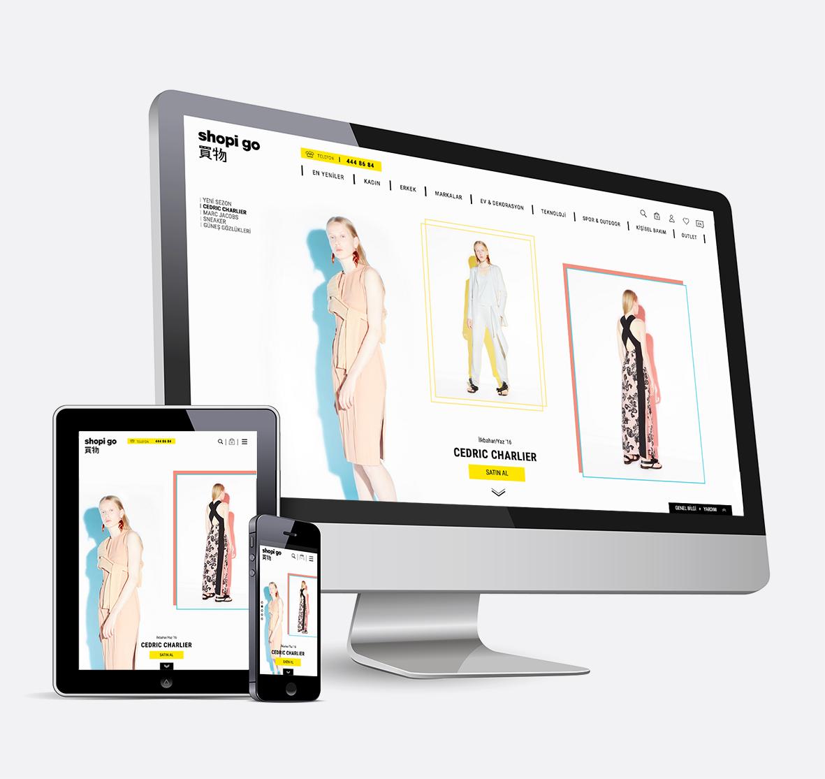 Shopi go | Desktop, Tablet & Mobile Compatible