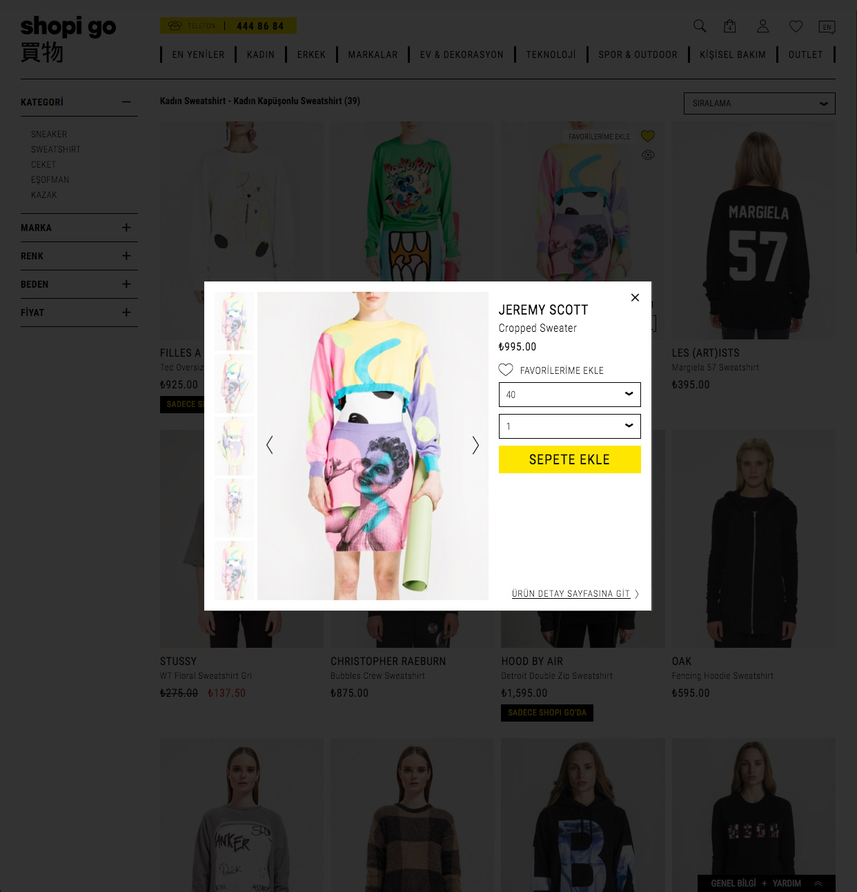 Shopi go | Product Quickview