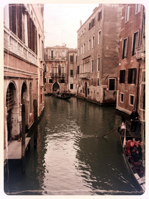 Hautausalan messut Italian Bolognassa mahdollistivat myös pikavisiitin Venetsiaan!