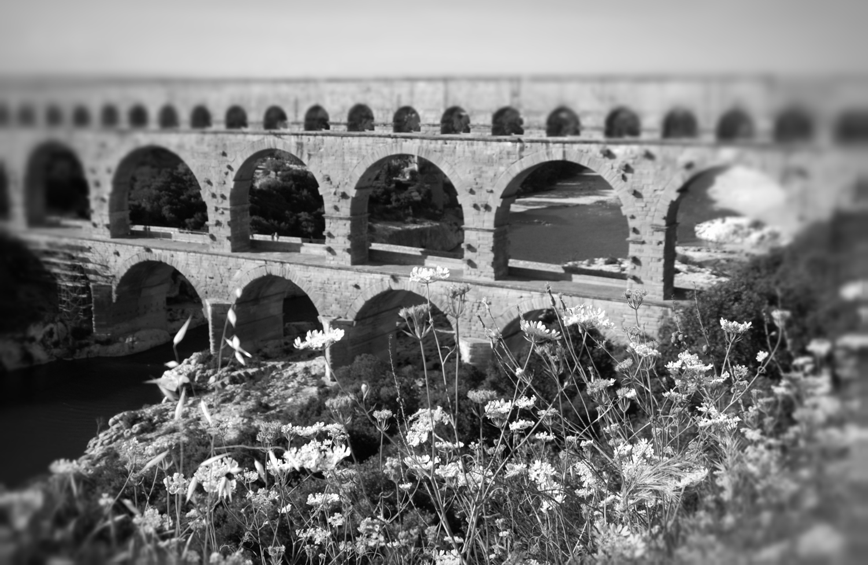 Pont Du Gard (Horizontal)