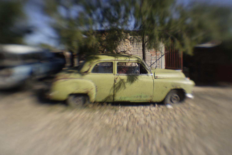 Coche Verde (Green Car)