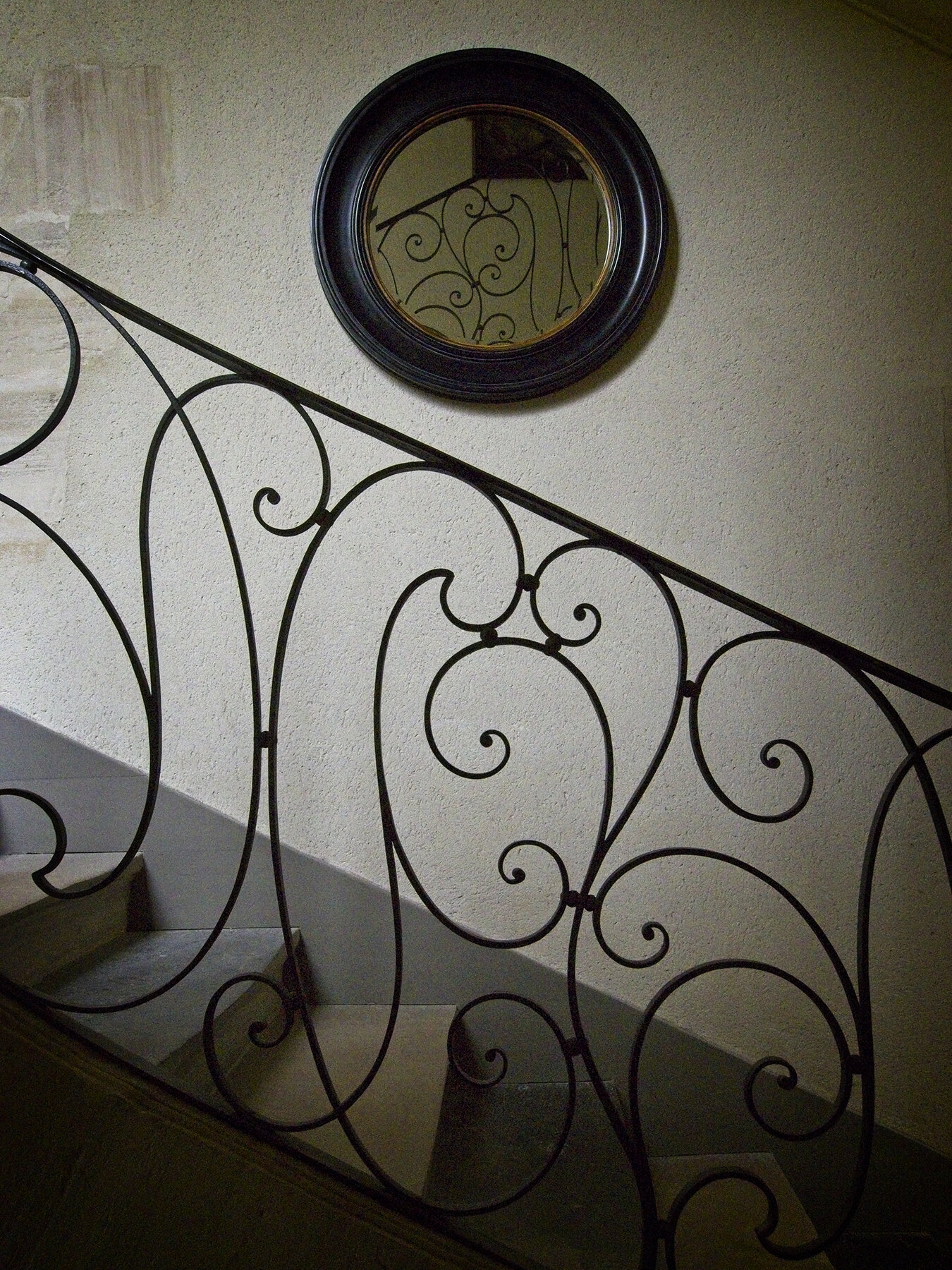 Stairs (Amboise)