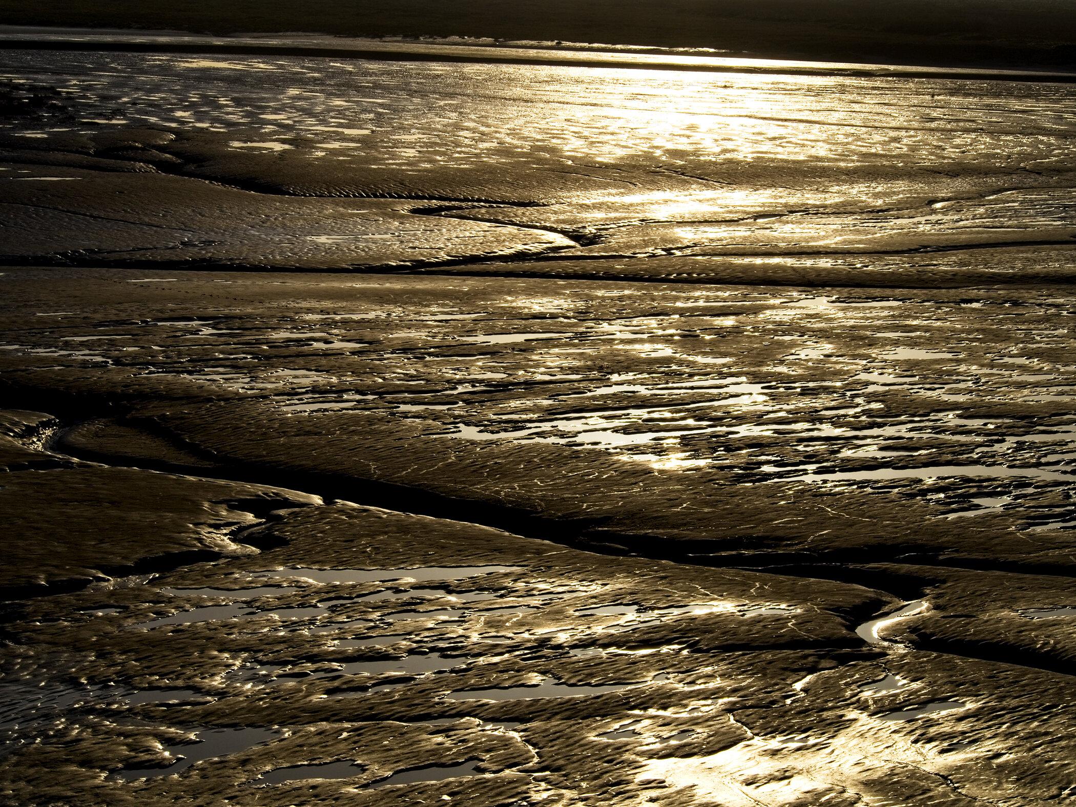 Low Tide Series (Mont St Michel)