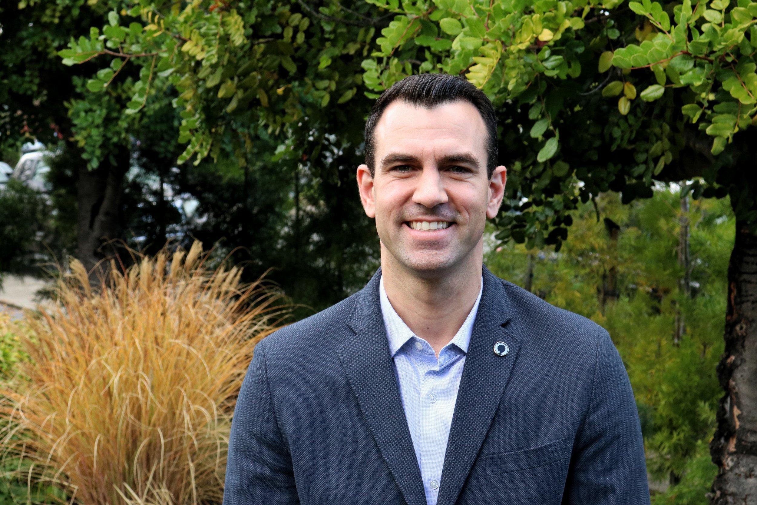 Kyle Blotzer, Director of Operations