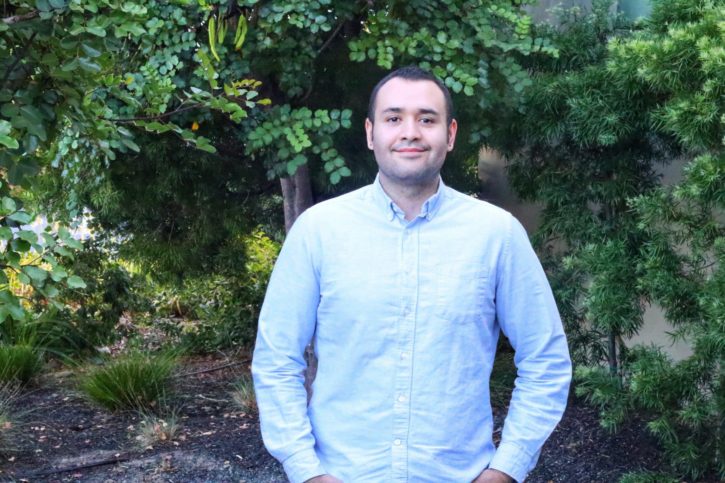 Alex Reynaud, Operations Coordinator