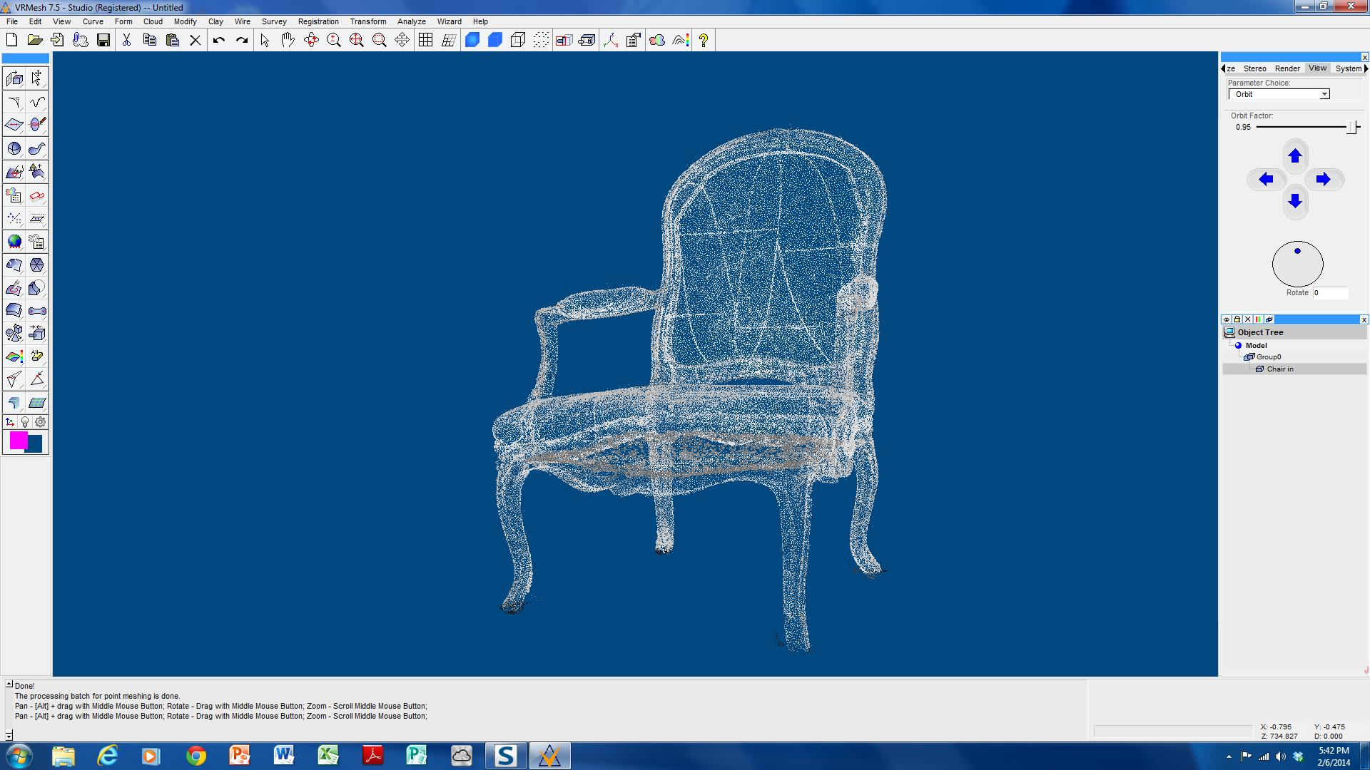 Historically significant objects can be scanned, analyzed and modeled allowing for reverse engineering and preservation.