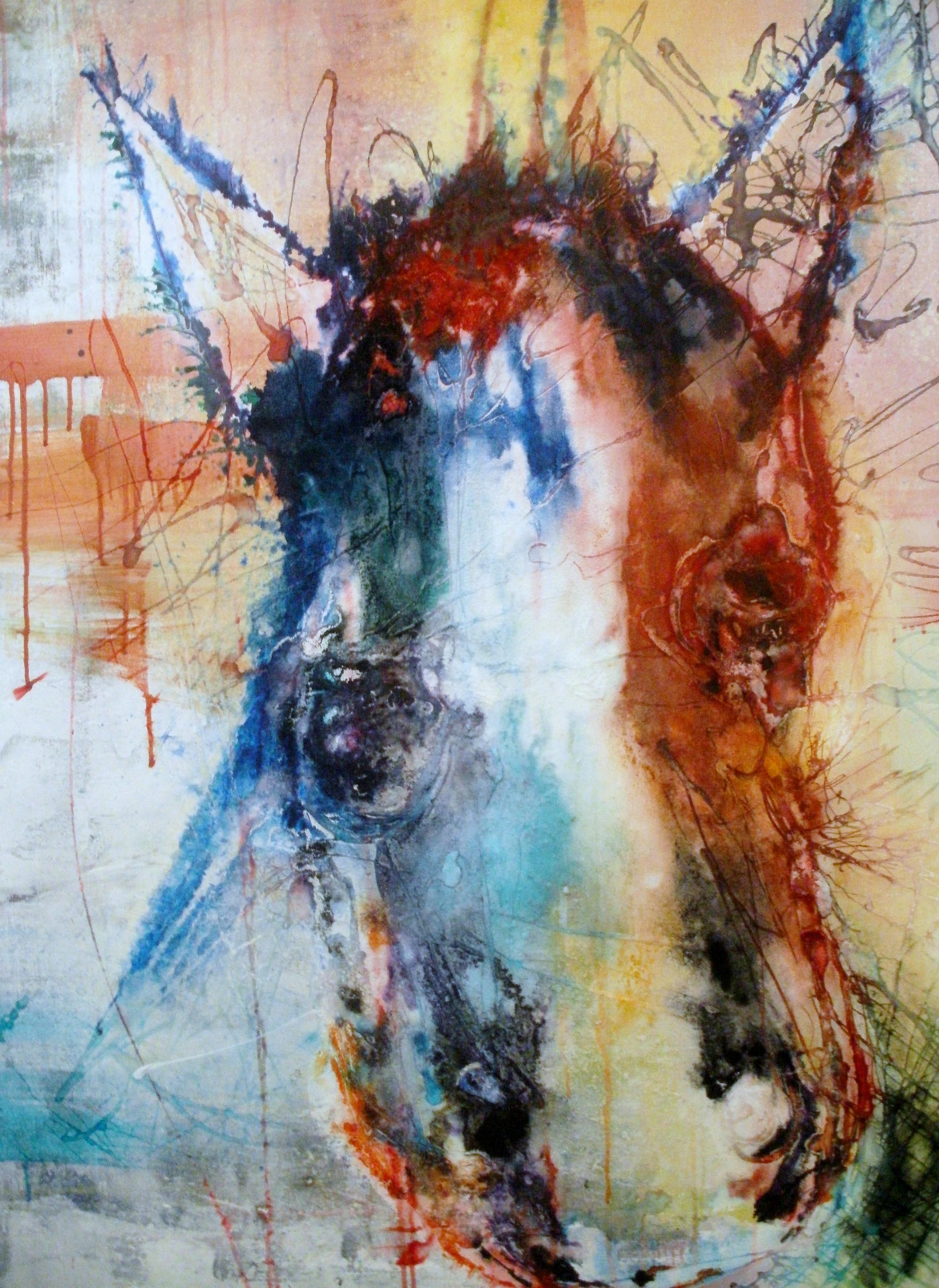 """""""Freedom Horse"""" (2011)"""