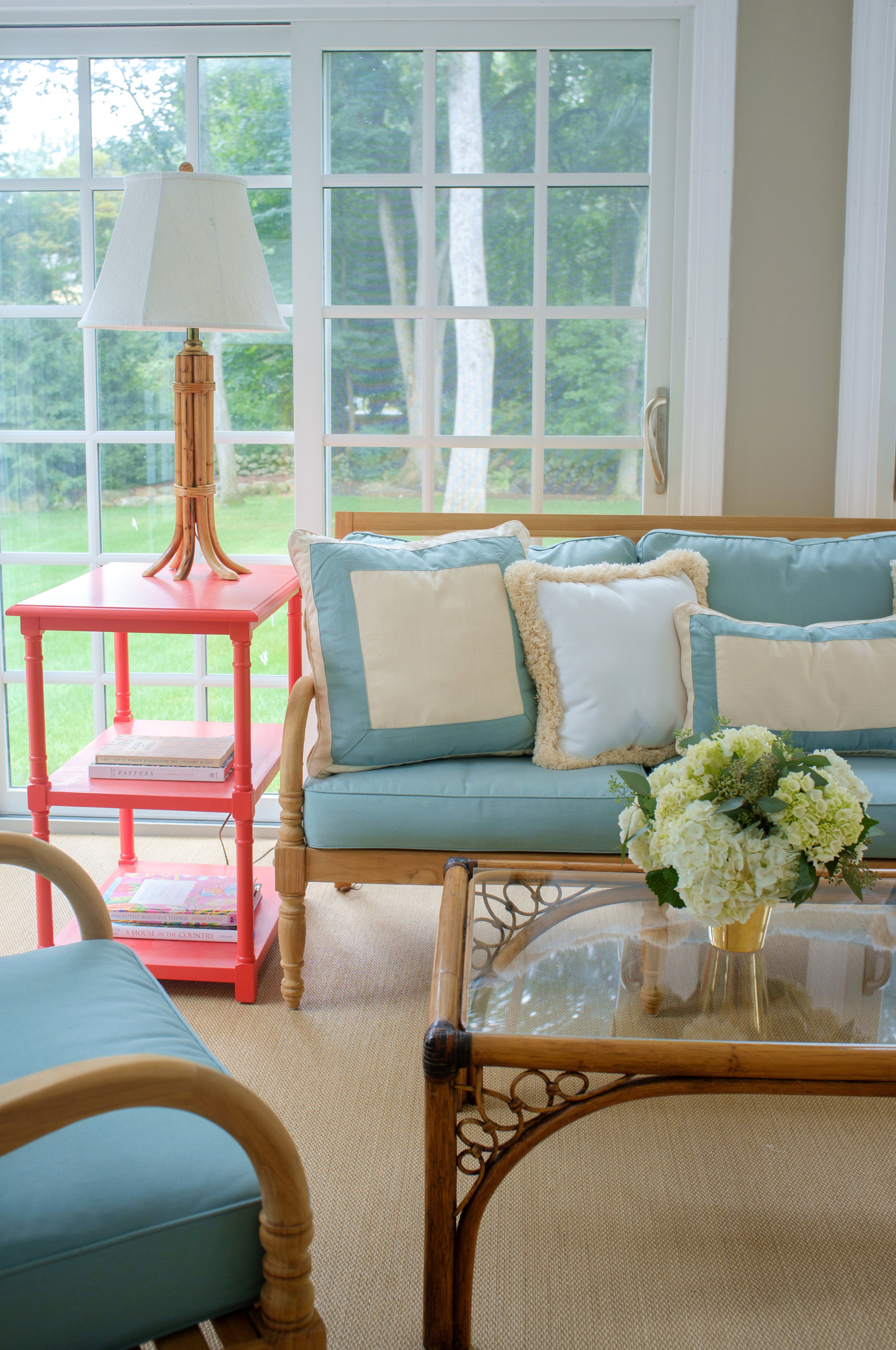 Connecticut Country House Sun Room