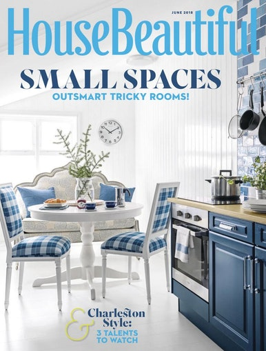 House Beautiful July 2018