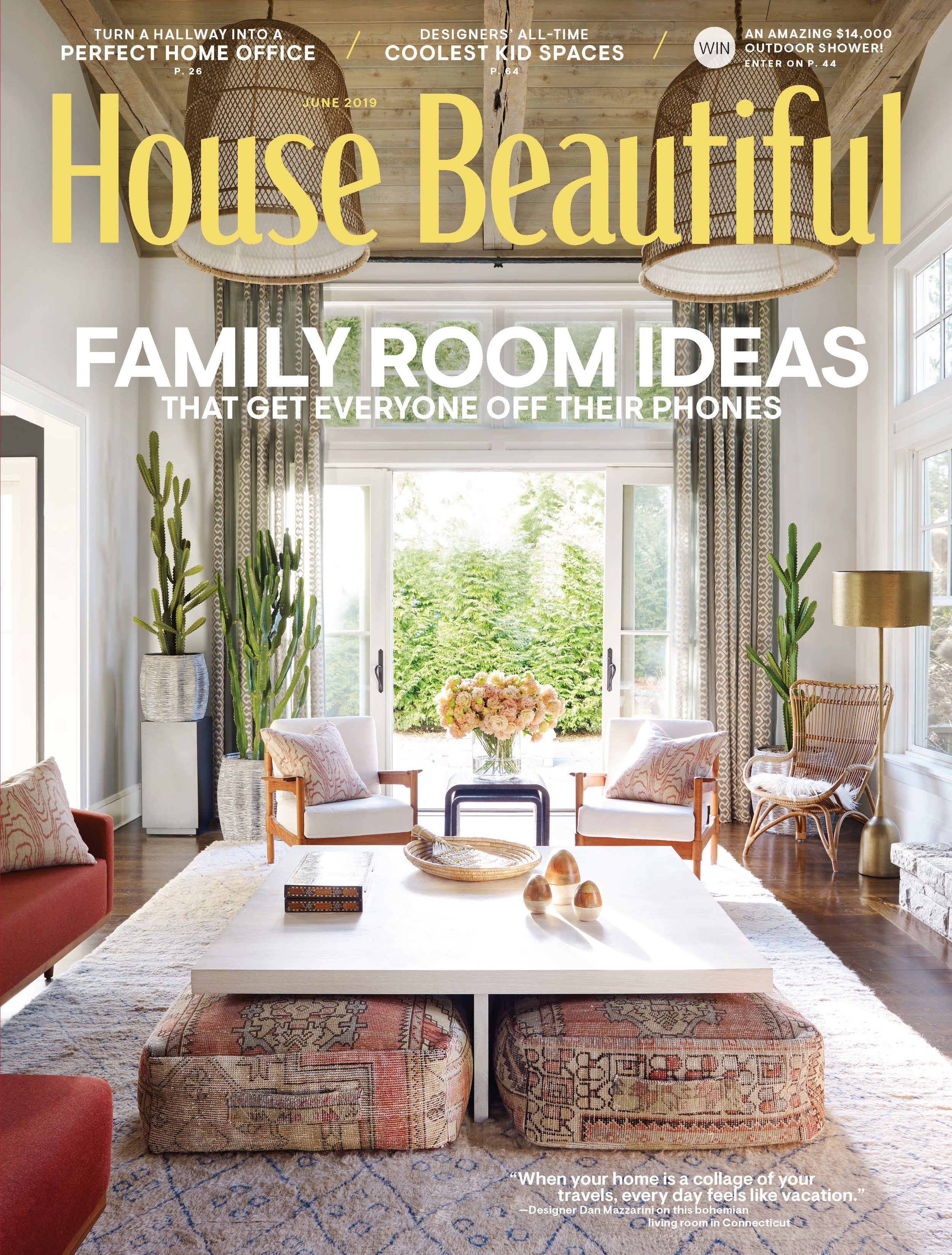 House Beautiful June 2019