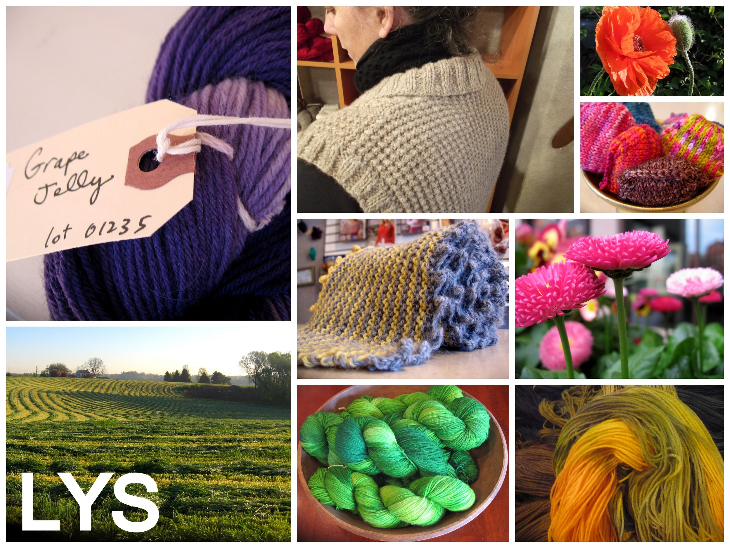 Keep on knittin'.