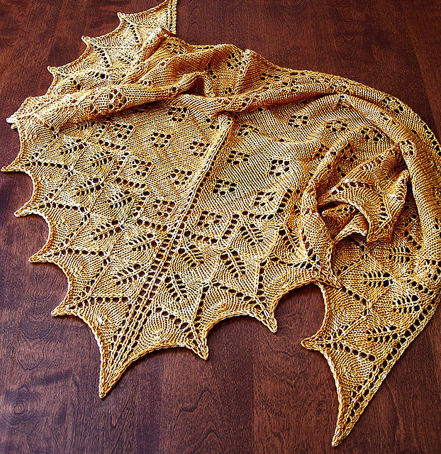 photo credit Dee O'Keefe on Ravelry