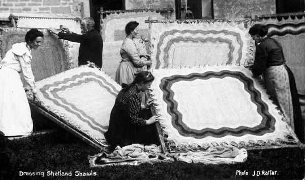photo Shetland Museum & Archives