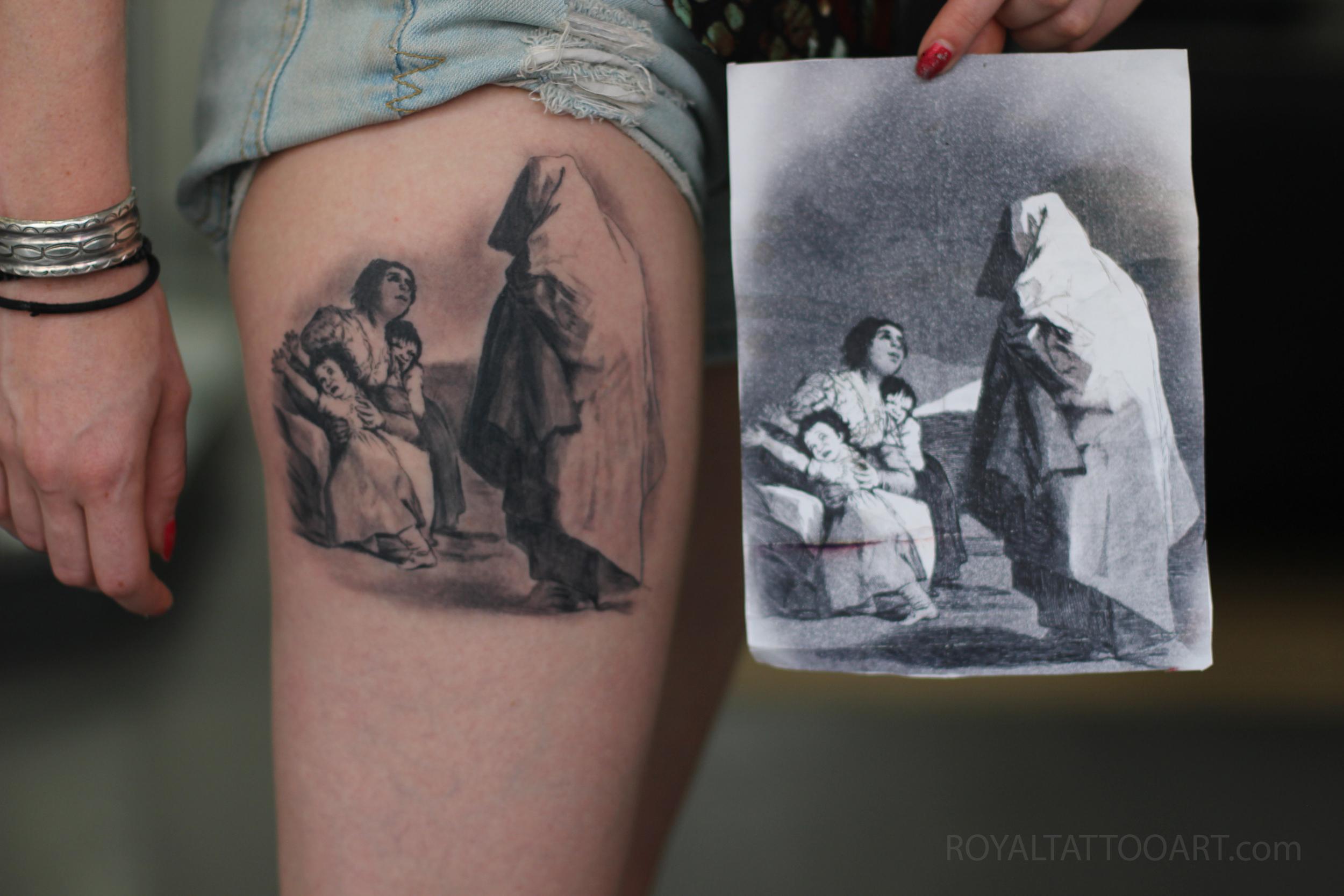 goya black and grey tattoo healed nyc reproduction.jpg