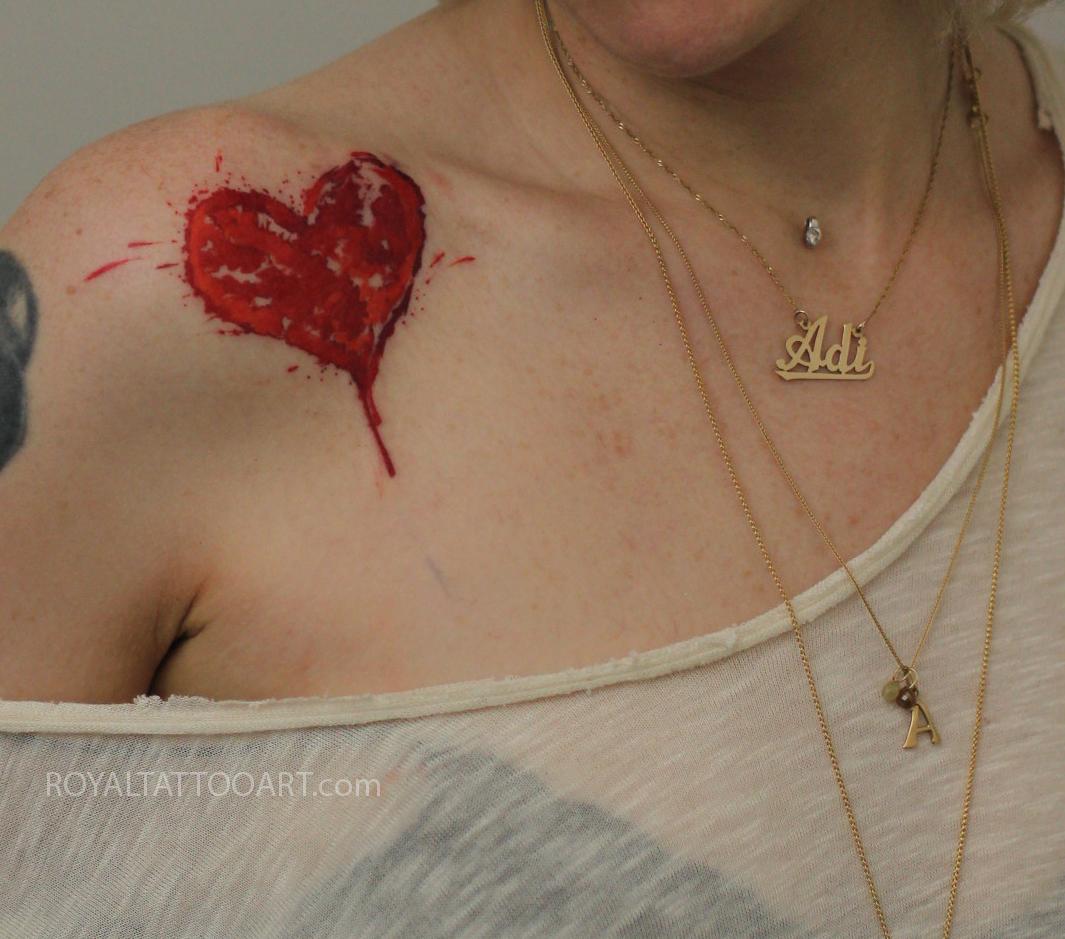 Adi Rebel Heart Tattoo Madonna abstract water color.jpg