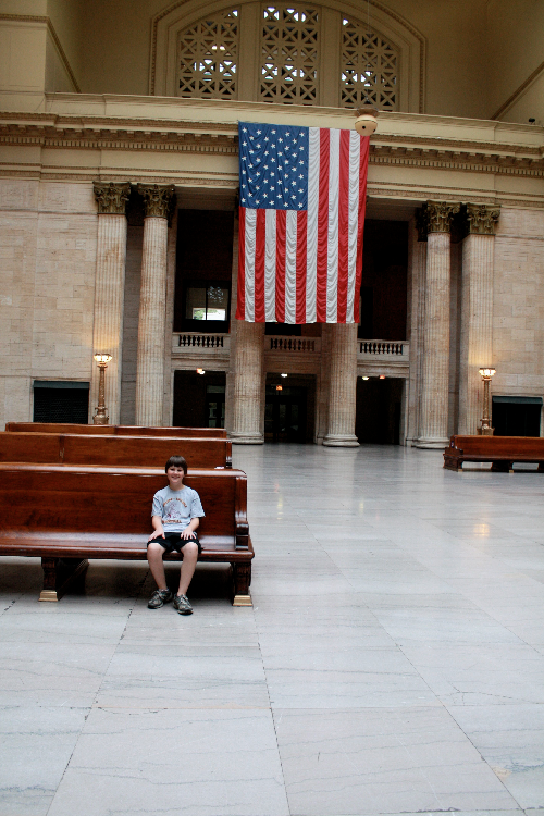 Chicago's Union Station