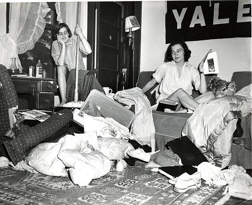 via  Vassar College Archive  on Flickr