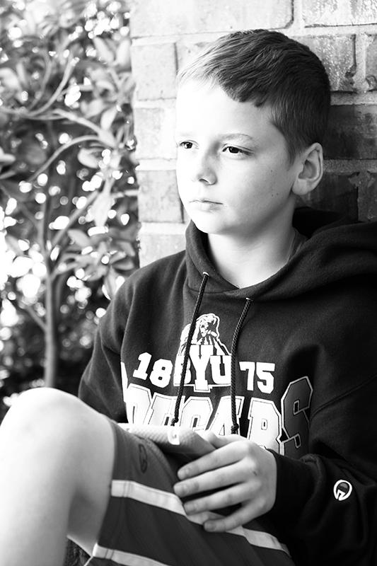 Parker at 13.