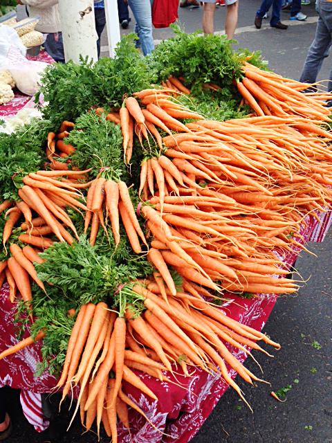 Urban Harvest Farmers' Market. Houston, April 2014.