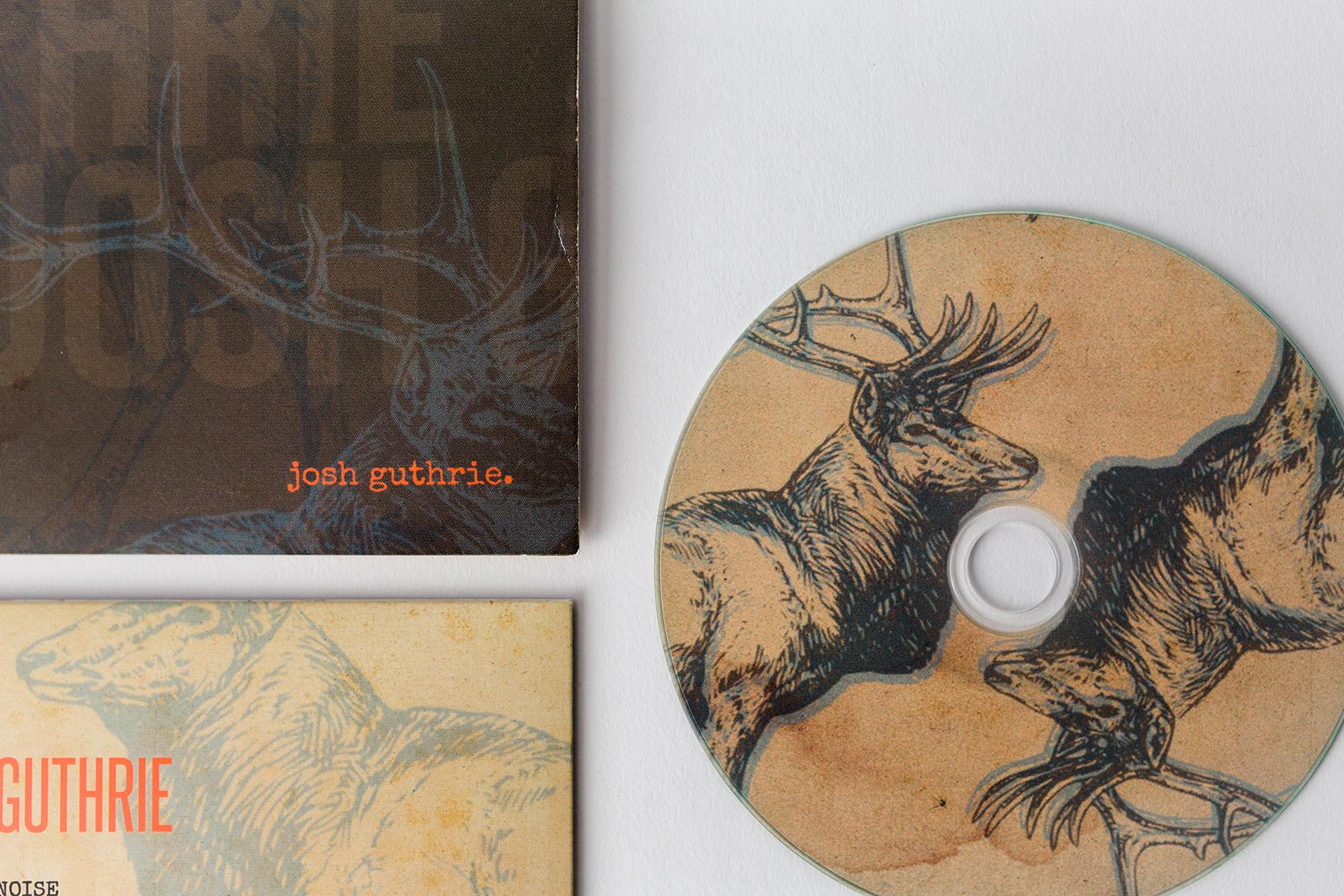 Josh Guthrie album