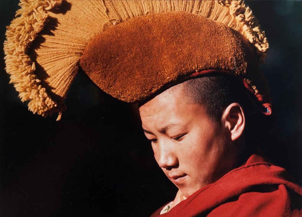Tibetan Monk, Lhasa