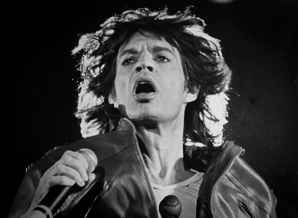 Mick Jagger, Seattle