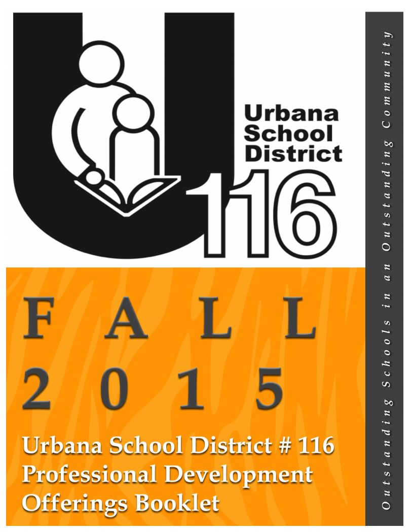 USD116 Fall 2015 Booklet