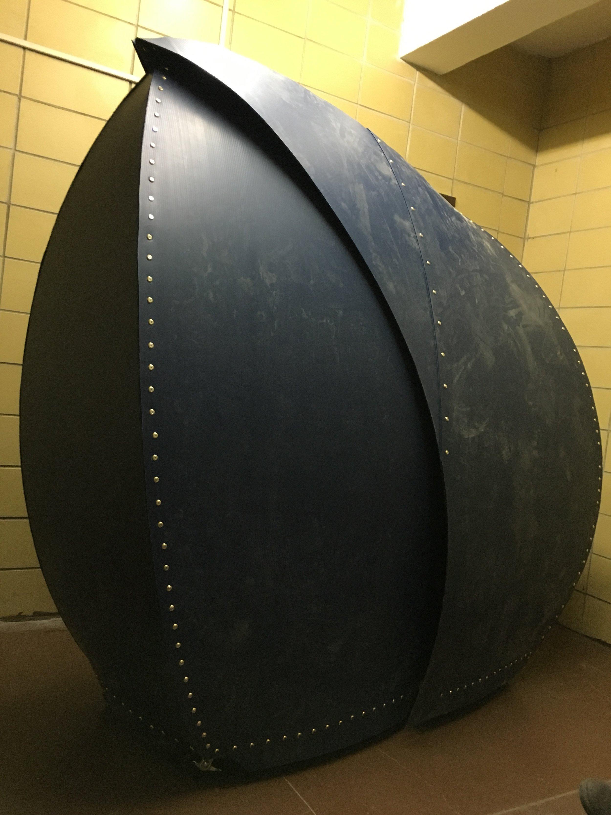 Space Pod in progress