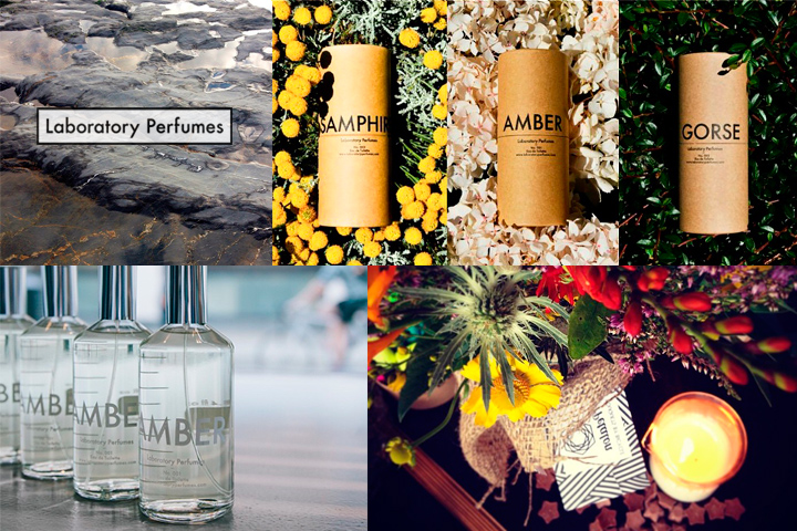 Laboratory Perfumes / AH Agency