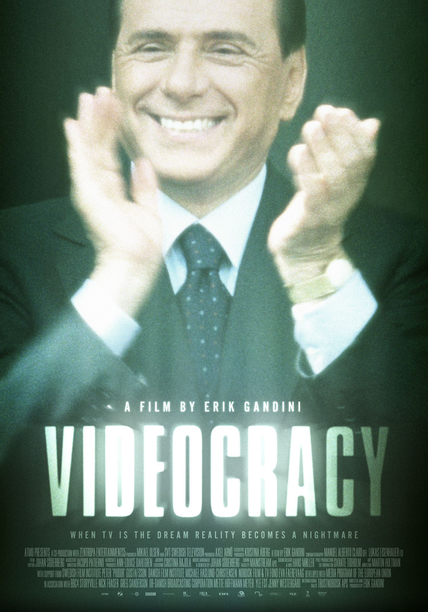 Videocracy, Official Poster, 70x100 cm