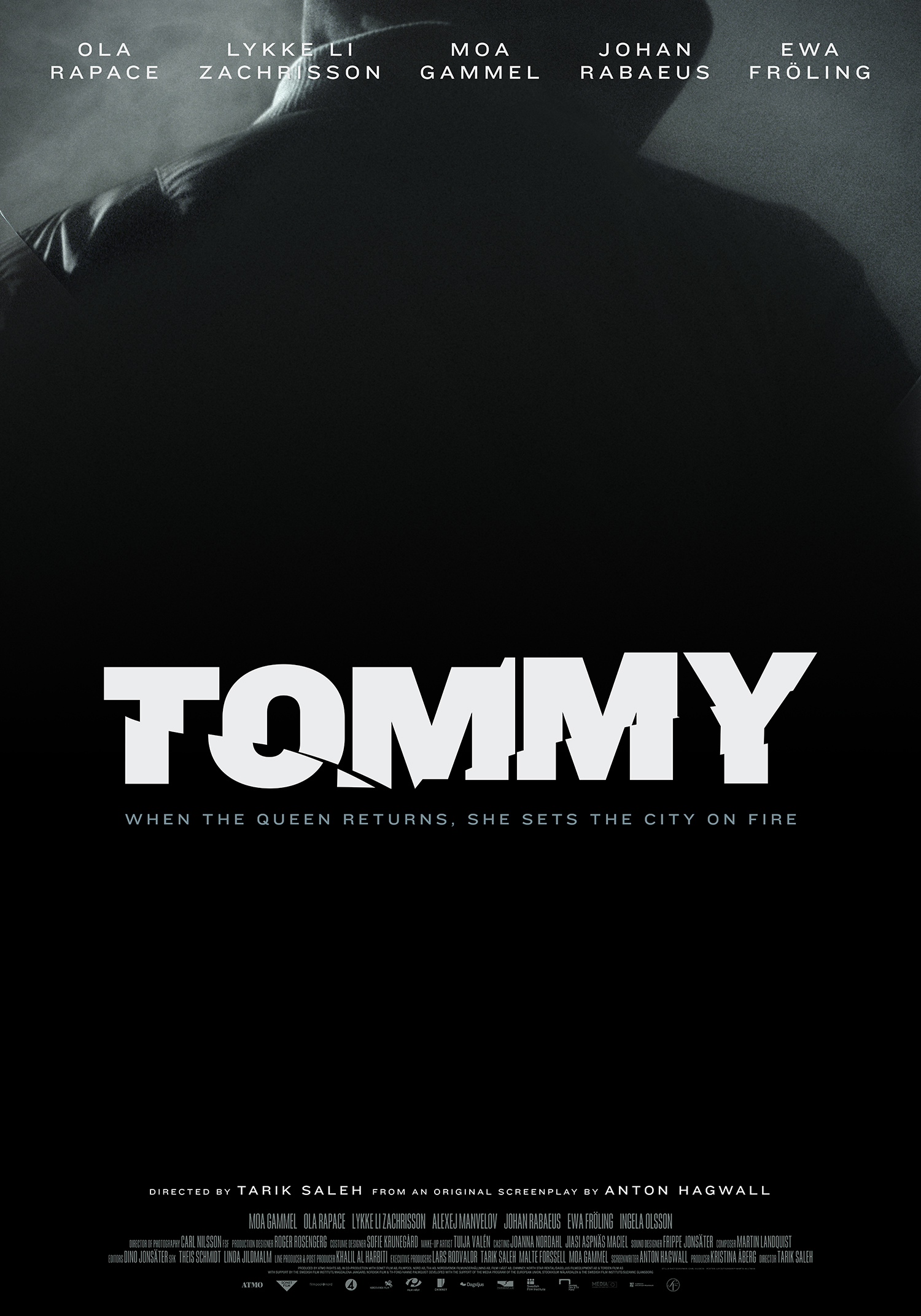 Tommy Official International Movie Poster (SF)