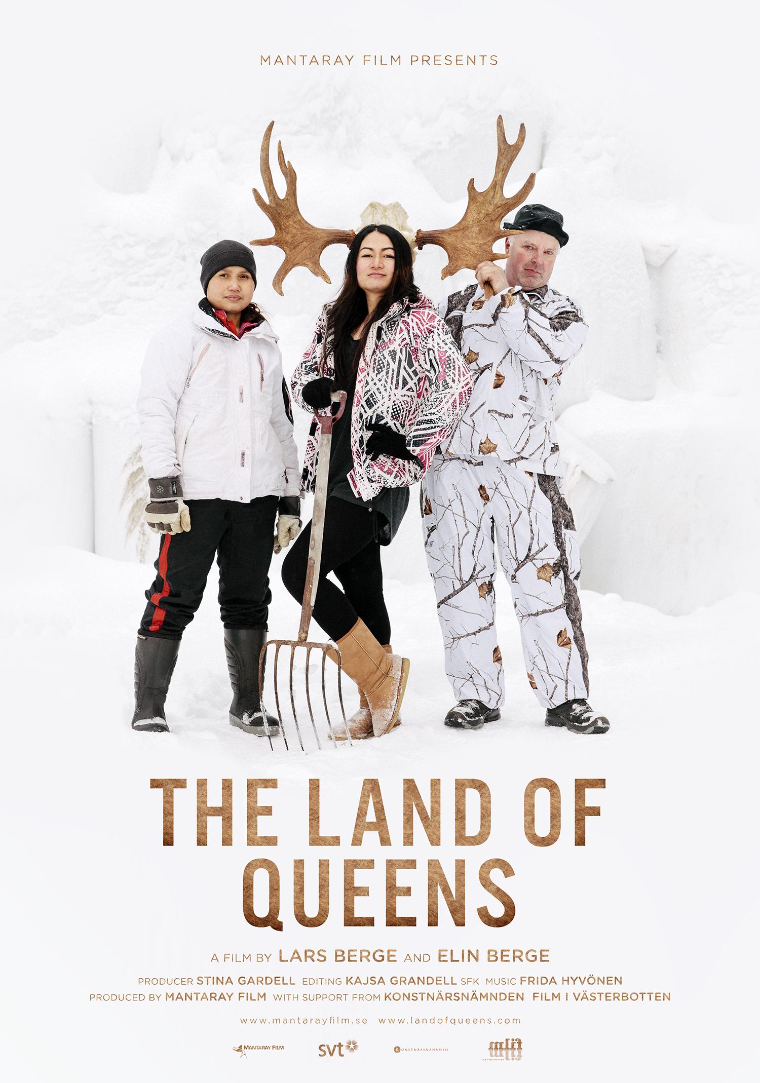 Drottninglandet / The Land of Queens Official Movie Poster