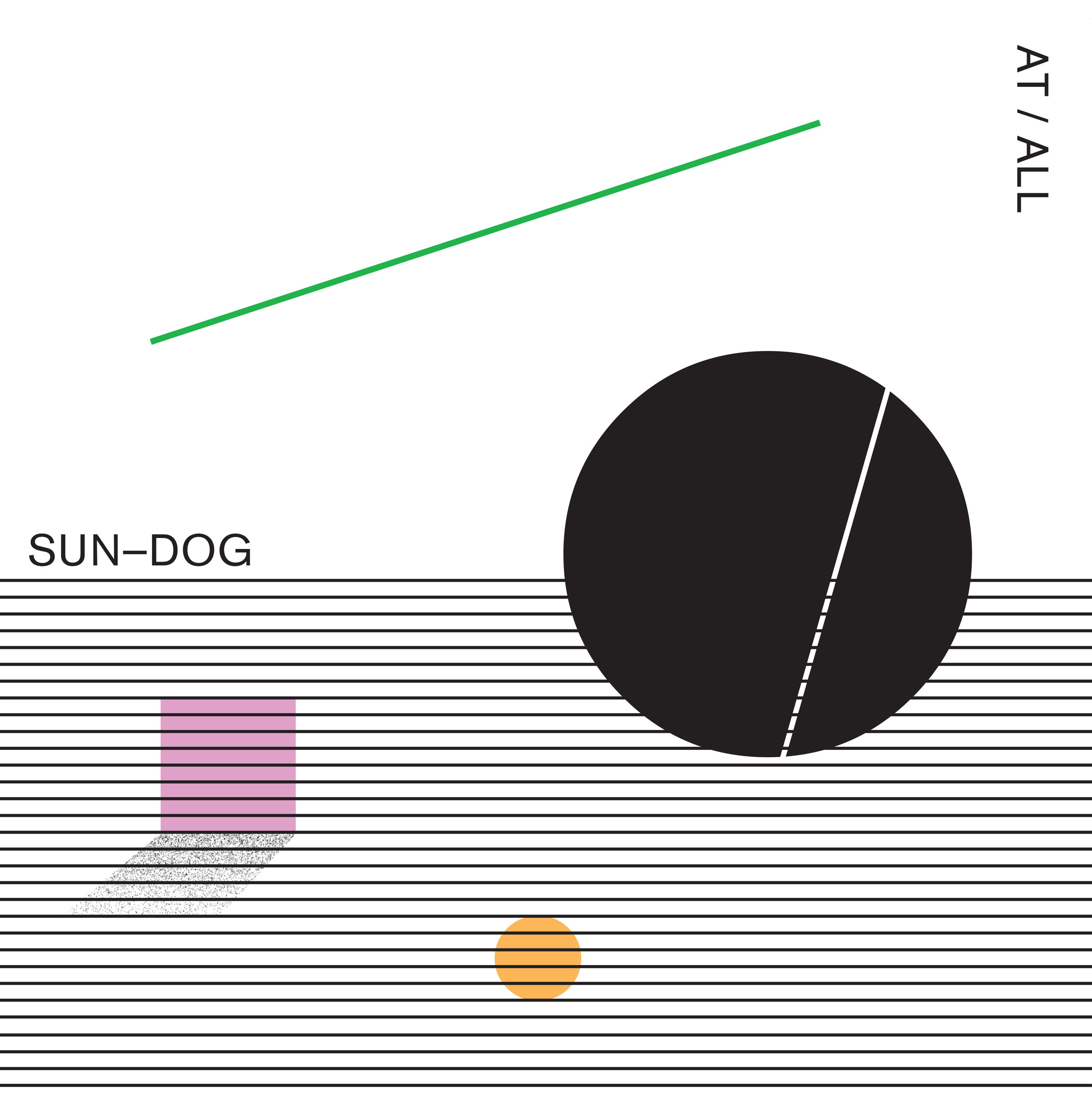 AT/ALL is a new electro-pop collaboration between Matthew Nicholson, Lucy Roleff, and myself. We just released our debut LP, SUN DOG, check it out!