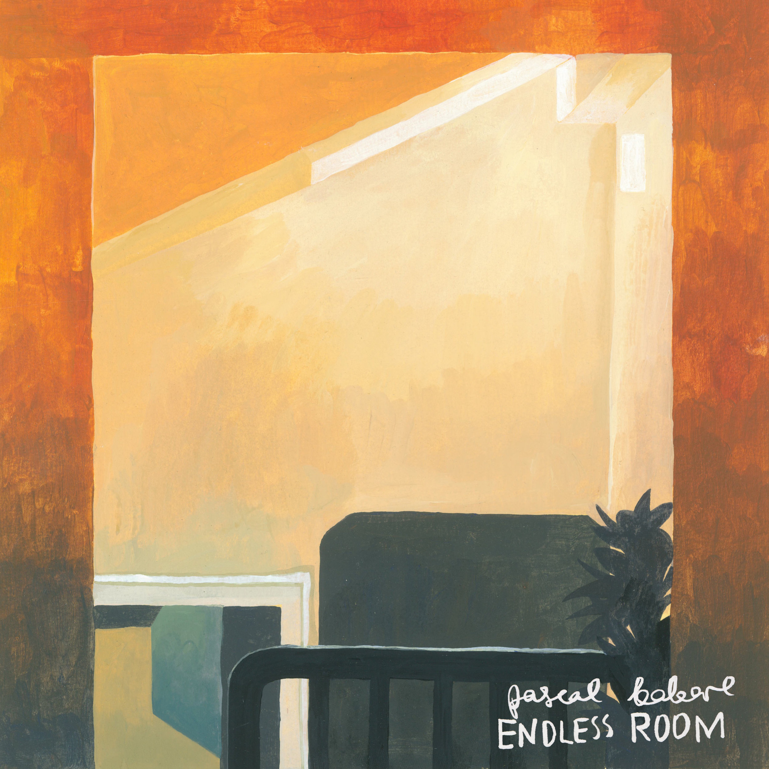 My third LP,  Endless Room , is  now available on bandcamp  via Dusky Tracks. Artwork by  Seth Searle .