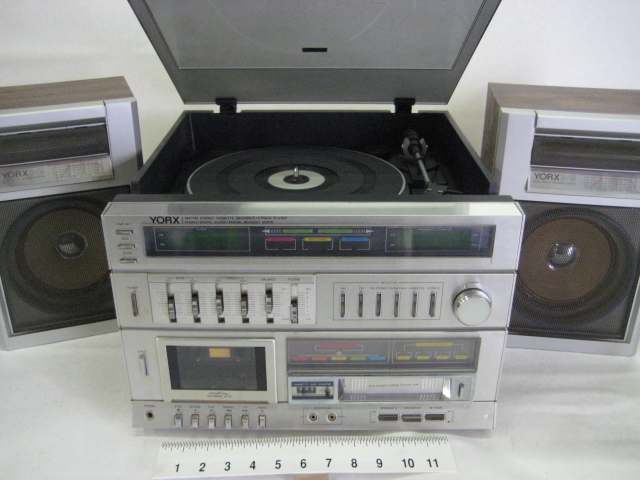 My Yorx was something like this low-grade beast. I didn't have an eight-track player in mine, however.