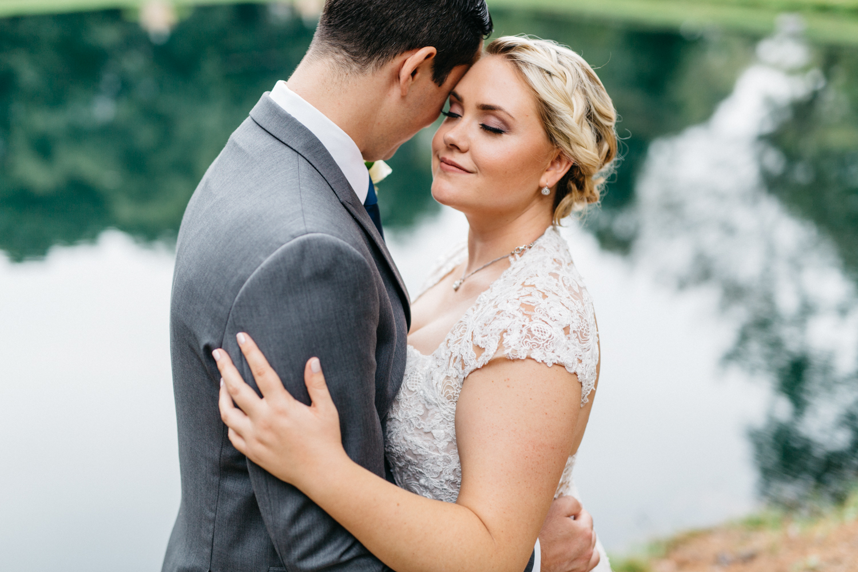 Shawna & Steve  A Backyard wedding. Raleigh, NC