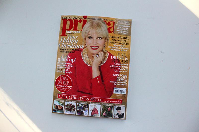 Prima magazine December 2014