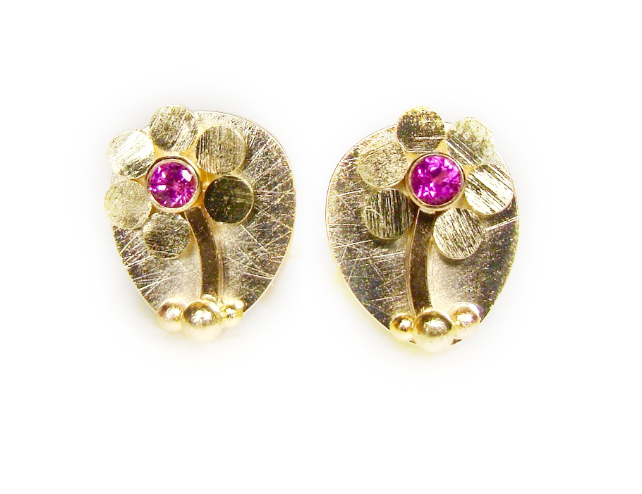 Flower Power Earrings #721.jpg