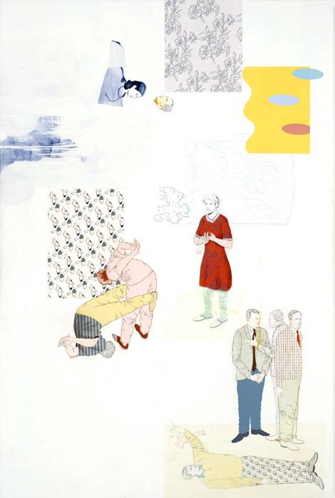 Brian Novatny, Patricia Apprehensive