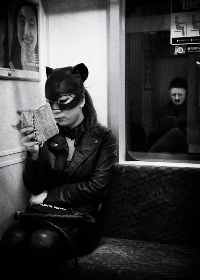 "Nicolas St-Pierre  - People's Choice Award - ""Cat Woman"""""