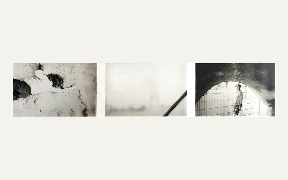 """Kaouthar Bakir - Silver Gelatin - """"as simple as 1,2,3...Or is it?"""""""