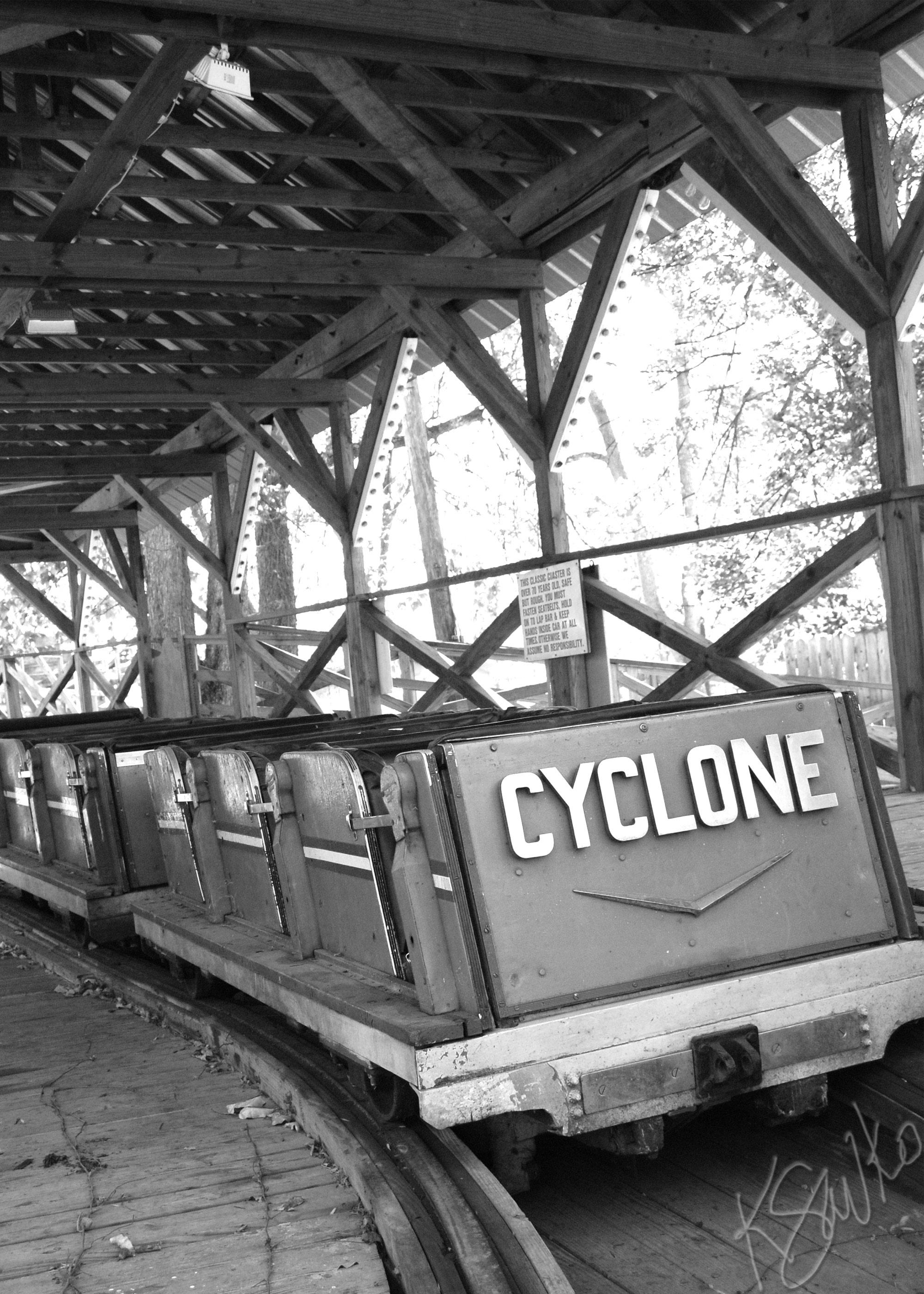 Cyclone at Williams Grove